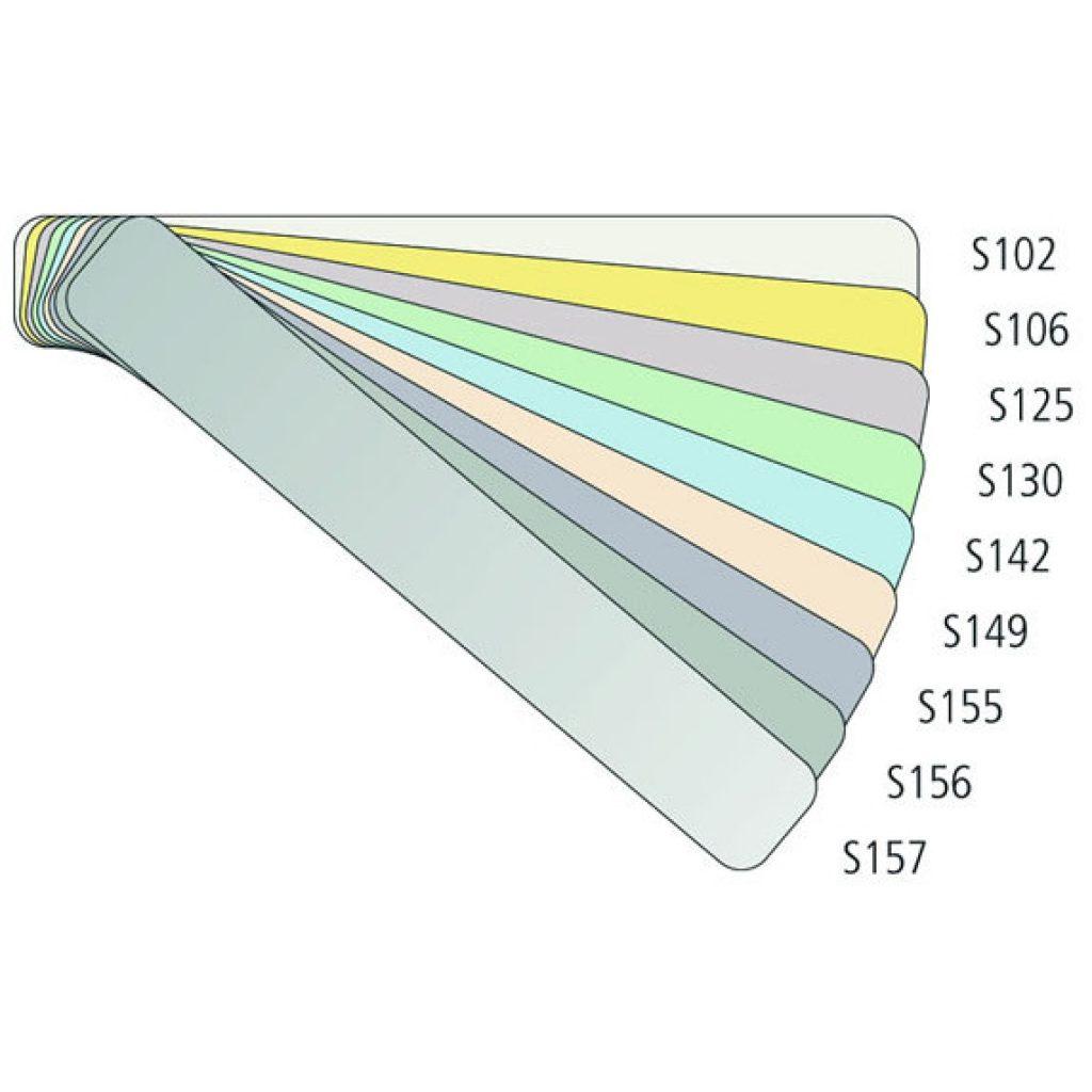 Klose Fenster farbpalette klose reflect