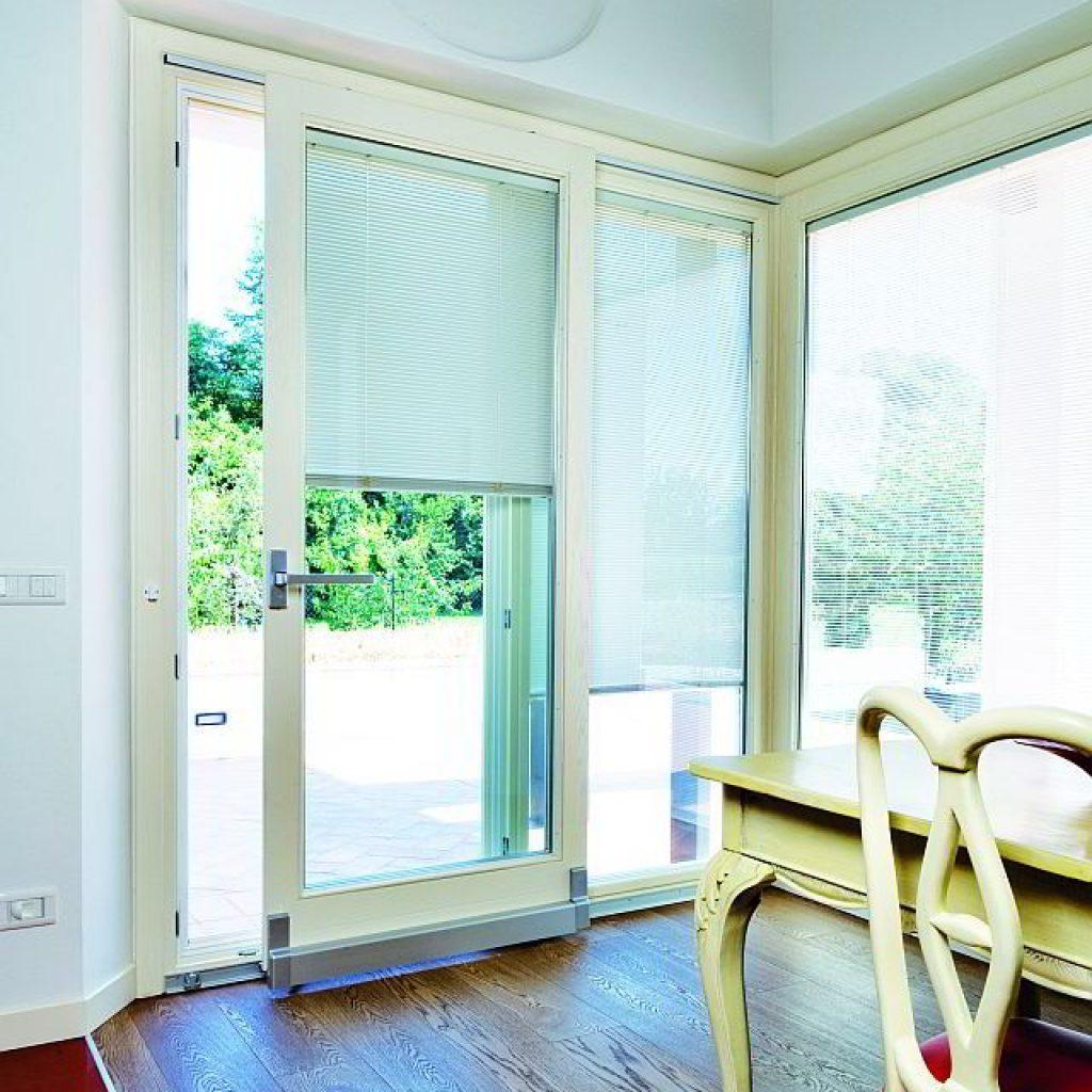 Klose Fenster klose reflect die lösung dazwischen