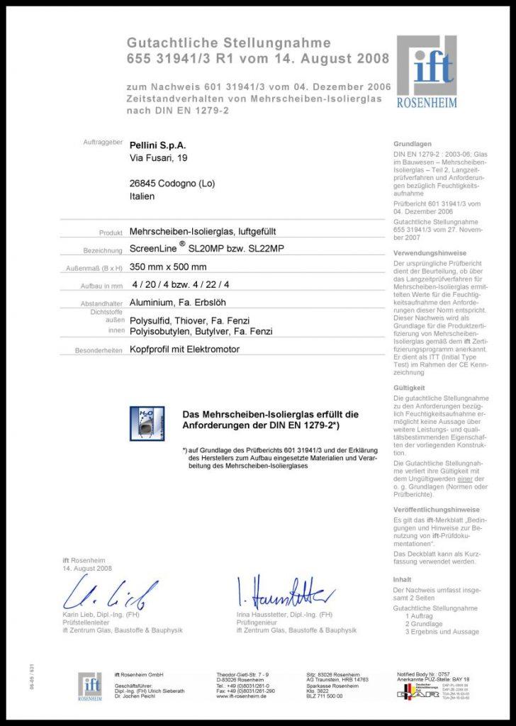 Zertifikate – Klose Reflect